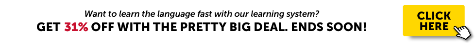 Get 31% OFF With The Pretty Big Deal Sale. Ends Soon!