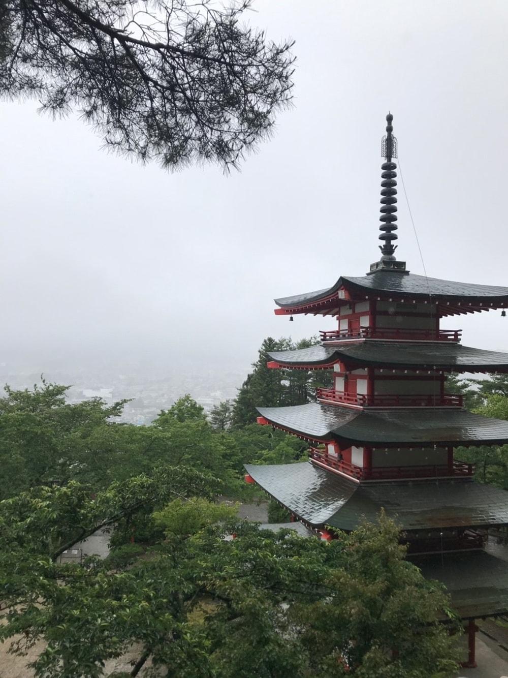 Chureito Pagoda (忠霊塔)