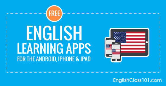 Free English Language Apps for iPhone & Android