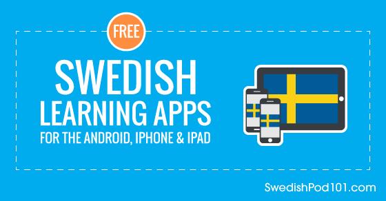 Free Swedish Language Apps for iPhone & Android - SwedishPod101