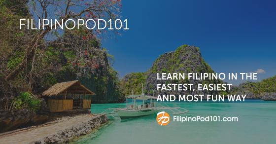 100 Core Filipino Words - FilipinoPod101