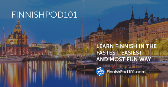 100 Core Finnish Words - FinnishPod101