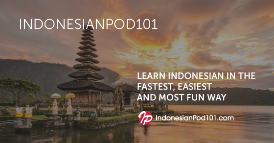 Are you Indonesian? - IndonesianPod101