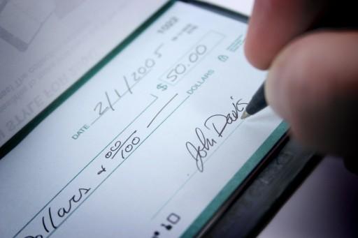 Spanish word of the day check noun voy a escribir un cheque por el costo total de la comida i will write a check for the full cost of the groceries ccuart Choice Image