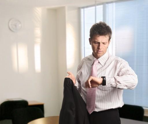 5 sebab kenapa korang kena balik kerja On time!