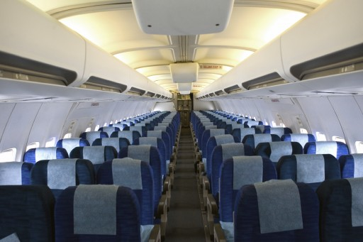 2011 december 25 for Interieur avion ryanair