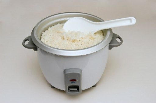 french word of the day electric rice cooker. Black Bedroom Furniture Sets. Home Design Ideas